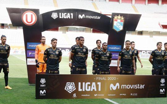 El club Universitario de Deportes no logró salir campeón de la Liga 1.