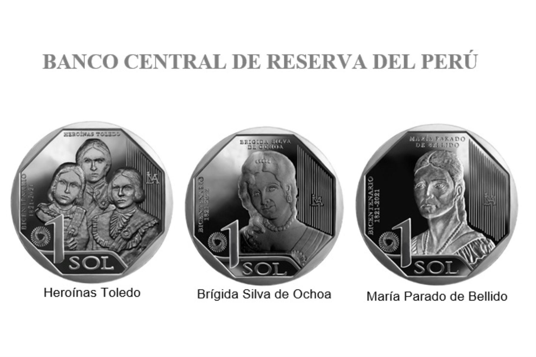 Las Mujeres Que Aparecen En Las Nuevas Monedas De Un Sol Chiqaq News