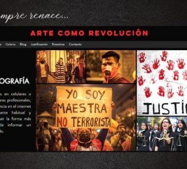 Arte como revolución