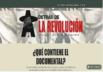 Detrás de la revolución
