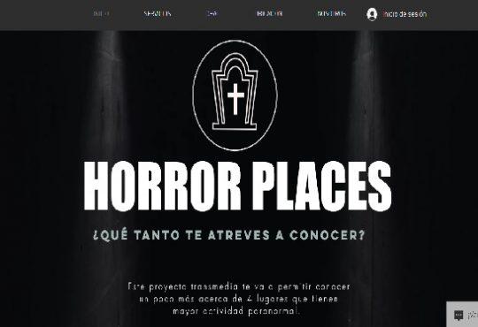 Horror places