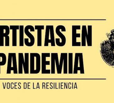 Artistas en pandemia