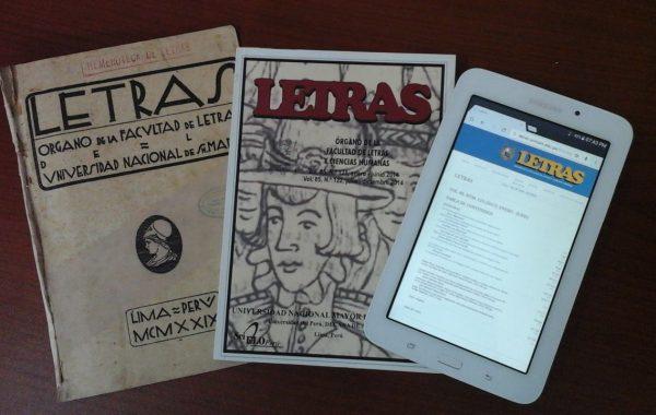 """Salio """"LETRAS"""" N°88"""