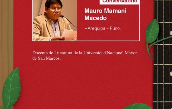 Mauro Mamani Macedo: ESANDINO