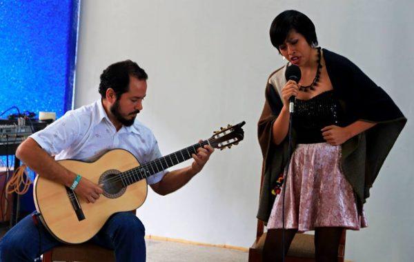 Nelida Taype: melancolía hecha voz en quechua