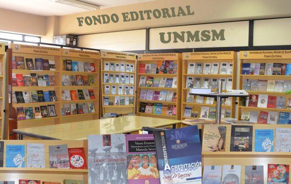 Conoce el Fondo Editorial de la UNMSM
