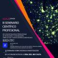 III Seminario Científico-Profesional. Docencia e investigación de la comunicación en la era del Big data.