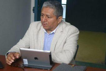"""Jesús Flores: """"No podemos publicar todo lo que está en internet"""""""