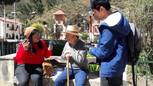 Estudio Diactológico del quechua